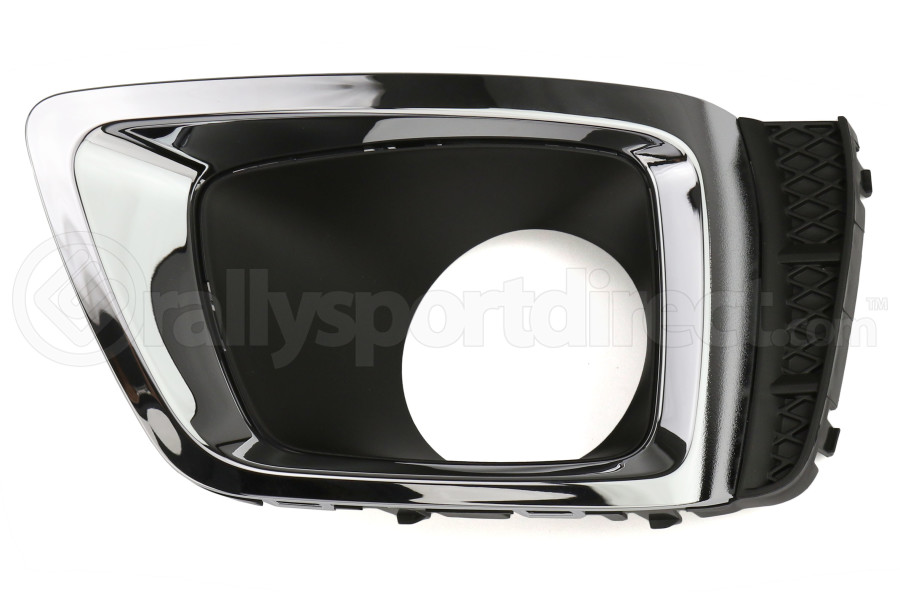 Subaru Fog Lamp Cover Left Hand Chrome - Subaru Forester XT 2014-2017
