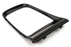 Subaru Shifter Trim Plate Piano Black - Subaru WRX CVT 2015+