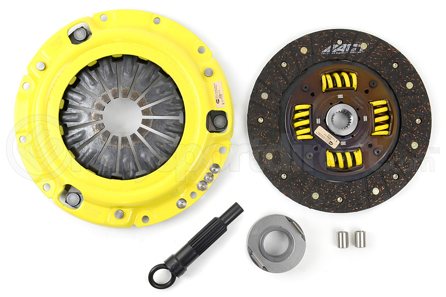 ACT Xtreme Duty Performance Street Disc Clutch Kit (Part Number:MB1-XTSS)