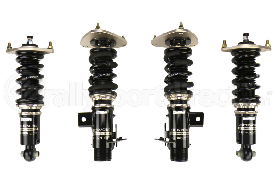 BC Racing BR Series Coilovers Extreme Low (Part Number:F-20E-BR)