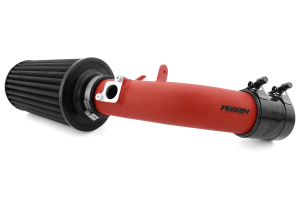 PERRIN Cold Air Intake Red - Subaru WRX 2008-2014 / STI 2008-2015