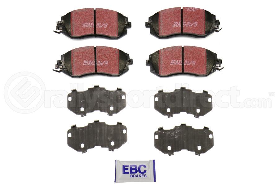 EBC Brakes Ulitmax OEM Replacement Front Brake Pads - Subaru/Scion Models (inc. 2011-2014 WRX / 2013+ BRZ / 2013-2016 FR-S)