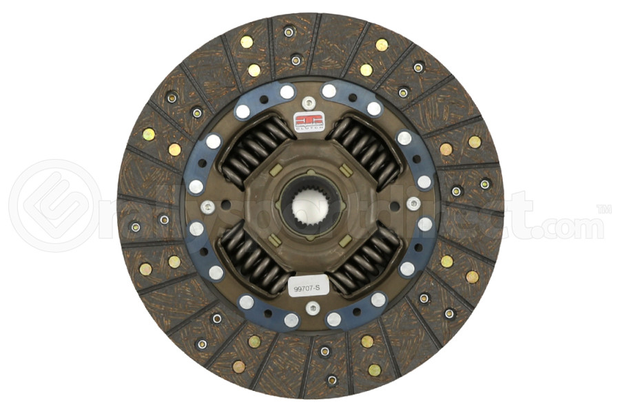 Competition Clutch Replacement Steelback Brass Disc (Part Number:99707-S)