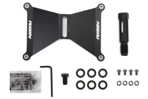 PERRIN Performance License Plate Relocate Kit - Volkswagen GTI 2015 - 2019