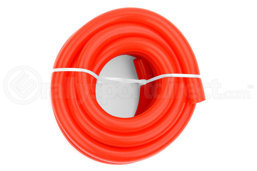 Turbosmart Silicone Vacuum Hose 6mm x 3m Red ( Part Number:TBS TS-HV0603-RD)