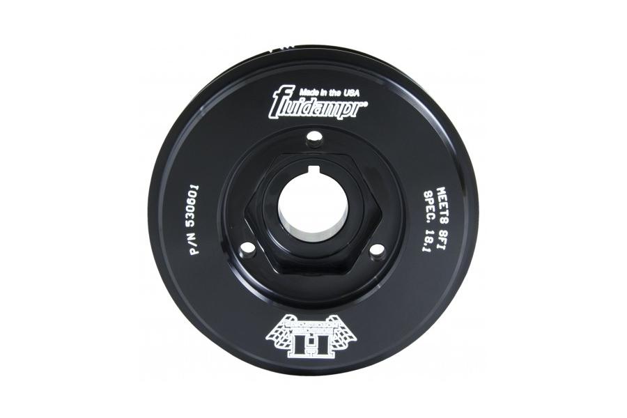 Fluidampr 530601 Harmonic Balancer Crankshaft Damper 2000-2009 Honda S2000