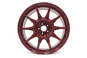 Work MCO Racing Type CS 5x114.3 Bright Red - Universal