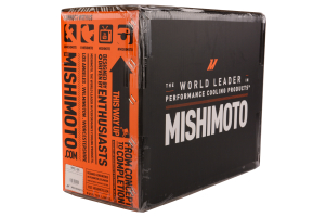 Mishimoto Universal Oil Cooler Kit Black - Universal