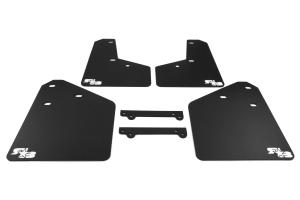 RokBlokz Rally Mud Flaps - Subaru Hatchback Models (inc. 2008-2014 WRX / STI)