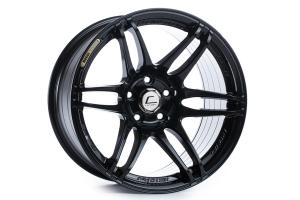 Cosmis Racing Wheels MRII 18x8.5 +22 5x100 Black - Universal