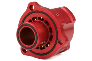 Boomba Racing Fully Adjustable Bypass Valve Red - Ford Focus ST 2013+