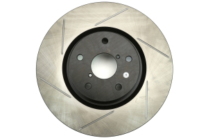 Stoptech Slotted Front Right Single Rotor (Part Number: )