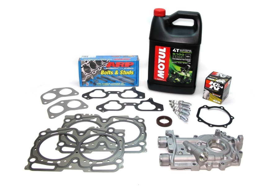 Crawford Short Block Installation Kit - Subaru WRX 2002-2005 EJ25 Hybrid