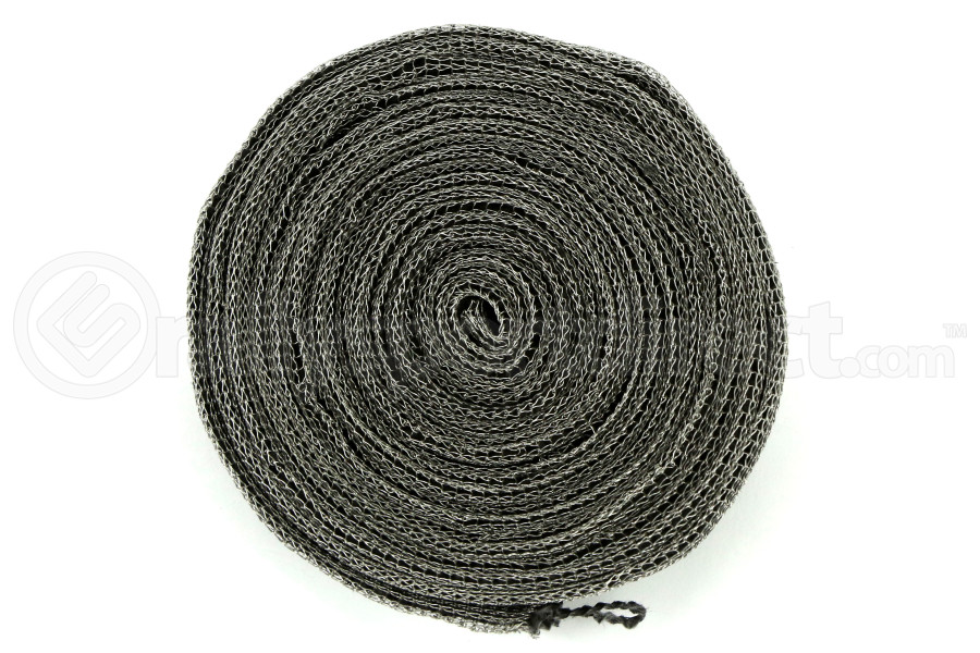 DEI Titanium Exhaust Wrap 1.5in x 10ft Black (Part Number:010077)