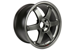 Volk TE37SL 18x9.5 +40 5x114.3 Formula Silver - Universal