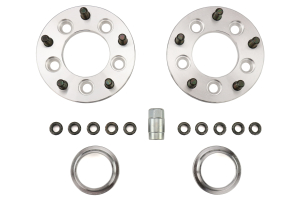 KICS 11mm 5x100 to 5x114.3 Conversion Spacer w/ Hub Rings - Universal
