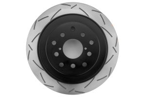 DBA 4000 Series Gravel Spec T-Slot Slotted Rotor Single Rear ( Part Number:DBA 4656S-10)