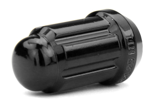 Gorilla Small Diameter Acorn Black Chrome Lug Nuts 12x1.25 - Universal