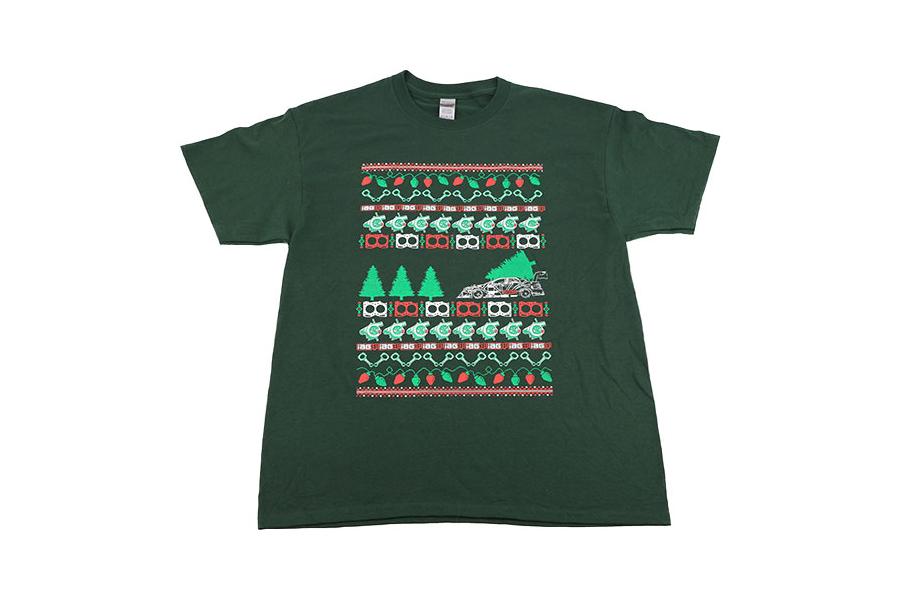 IAG Men's Ugly Christmas T-Shirt Green - Universal