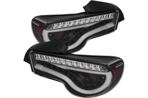 Spyder Sequential LED Tail Lights - Scion FR-S 2013-2016 / Subaru BRZ 2013 - 2016