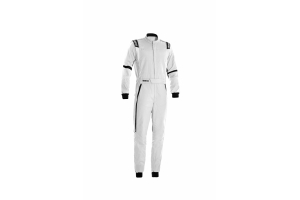 Sparco X-Light Racing Suit White / Black - Universal