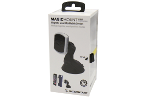 Scosche MagicMount Pro Dash/Window Mount w/Stick Grip - Universal