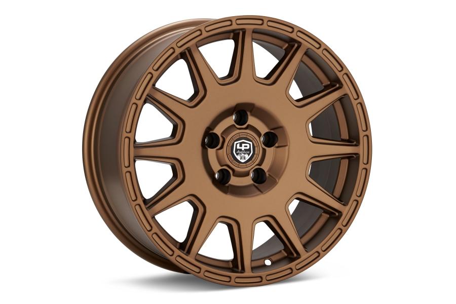LP Aventure LP1 Wheel 15x7 +15 5x100 Bronze - Universal