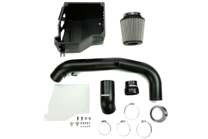 cp-e aIntake SynoilD Cold Air Intake Black (Part Number: FDAD00012B)