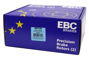 EBC Brakes Ultimax OE Style Front Brake Rotors - Subaru Models (inc. 2013+ BRZ / 1995+ Impreza)
