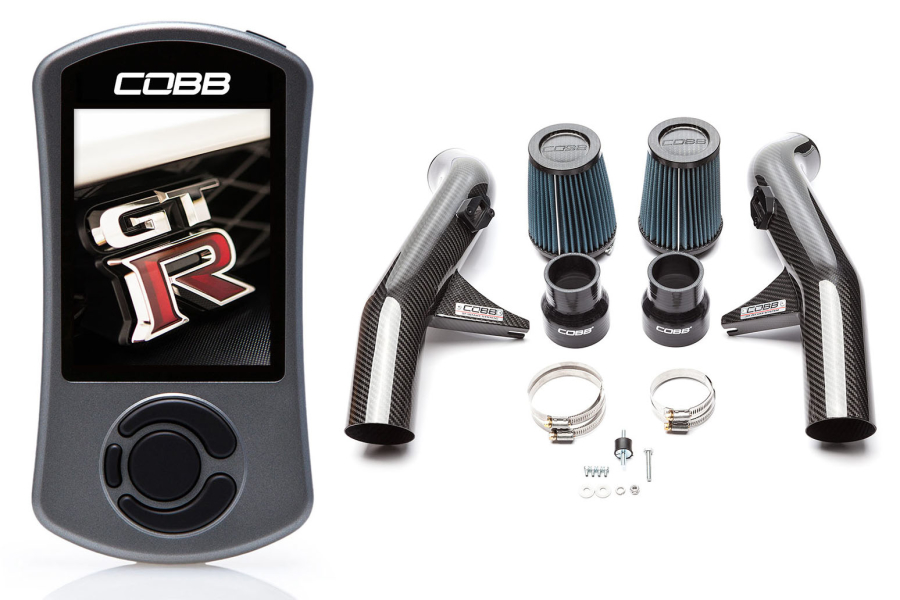 COBB Tuning Stage 1+ Carbon Fiber Power Package - Nissan GT-R 2015+