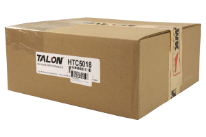 Hawk Talon Cross Drilled and Slotted Rear Rotor Pair - Subaru Models (inc. 2008-2014 WRX)