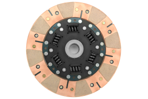 Competition Clutch Replacement Segmented Ceramic Disc (Part Number: )