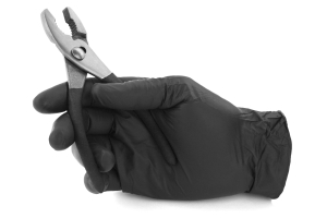Ammex GlovePlus X-Large Mechanics Gloves (Part Number: GPNB48100)