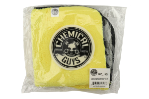Chemical Guys Microfiber Max 2-Faced Soft Touch Microfiber Towel - Universal