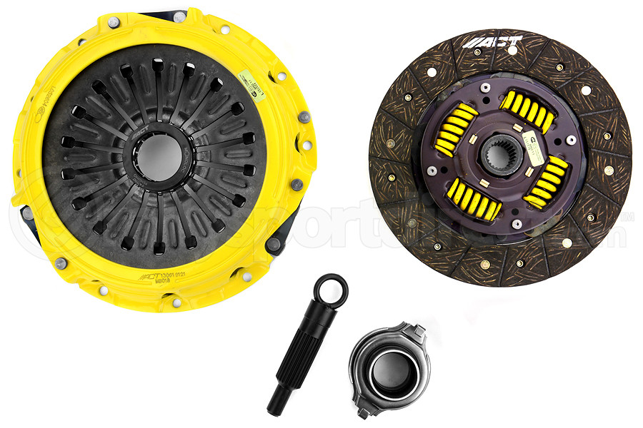 ACT Heavy Duty Performance Street Disc Clutch Kit (Part Number:ME3-HDSS)