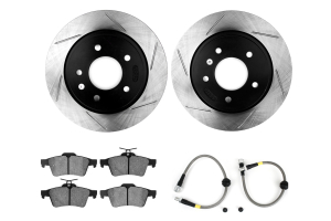 Stoptech Sport Kit Slotted Rear (Part Number: 977.45001R)