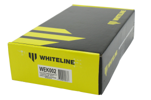 Whiteline Rear Essentials Bushing Kit (Part Number: )