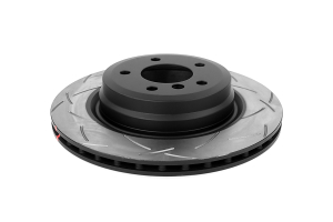 DBA 4000 Series T-Slot Slotted Rear Rotor Pair ( Part Number:DBA 42859S-GRP)