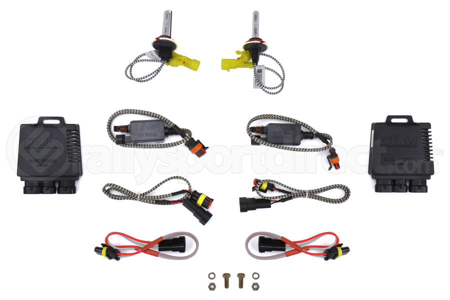 OLM Dual Power 35w / 55w H11 HID Kit 4300K - Universal