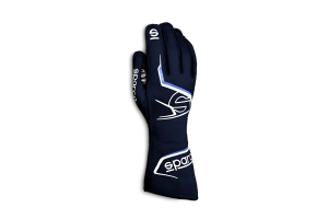 Sparco Arrow Racing Gloves Navy - Universal