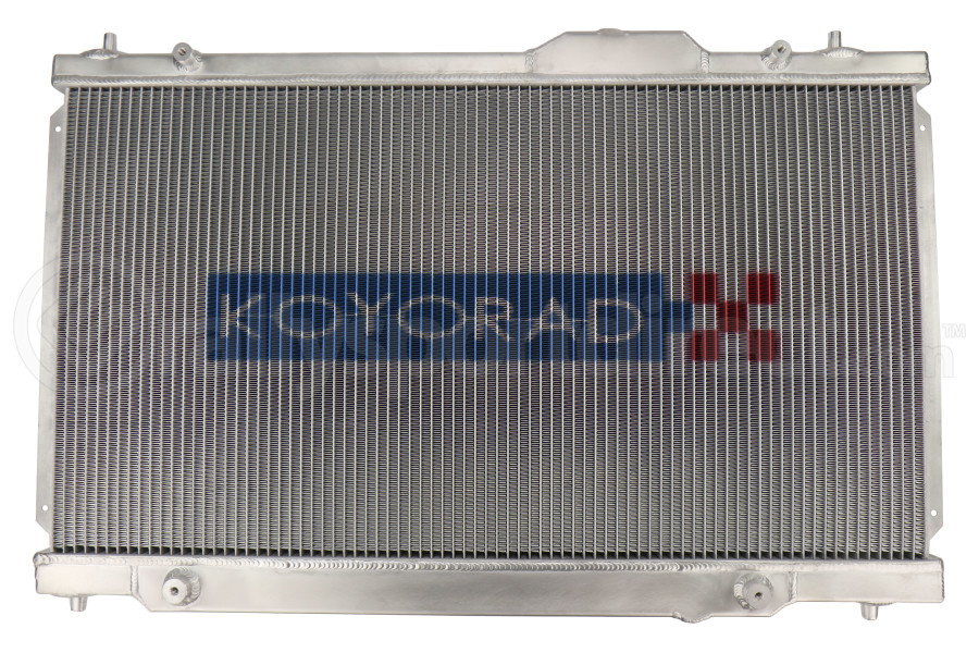 Koyo Aluminum Racing Radiator Manual Transmission - Honda Civic Type R 2017+