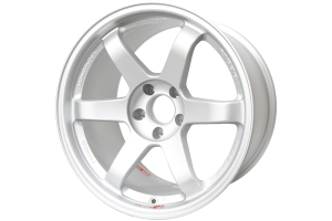Volk TE37SL 19x10.5 +35 5x112 White - Universal