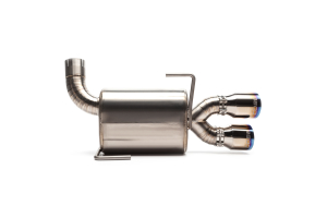COBB Tuning Titanium Cat Back Exhaust System (Part Number: )