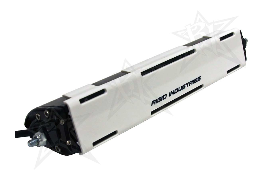 Rigid Industries SR-Series Light Cover 10in White - Universal