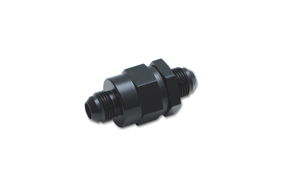Vibrant Performance Check Valve w/ Integrated -6AN Fittings - Universal