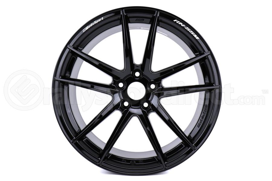 WedsSport RN-55M 19x10 +40 5x112 Gloss Black - Universal
