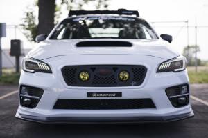 SubiSpeed LED Headlights DRL w/ Hardware Kit - Subaru STI 2015-2017 / WRX 2015+