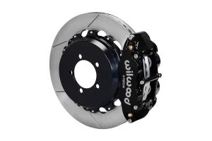 Wilwood FNSL4R 12.88in Rear Kit Black (Part Number: )