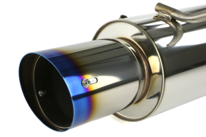 HKS Racing Cat Back Exhaust w/Titanium Tip ( Part Number:HKS2 31008-BF004)