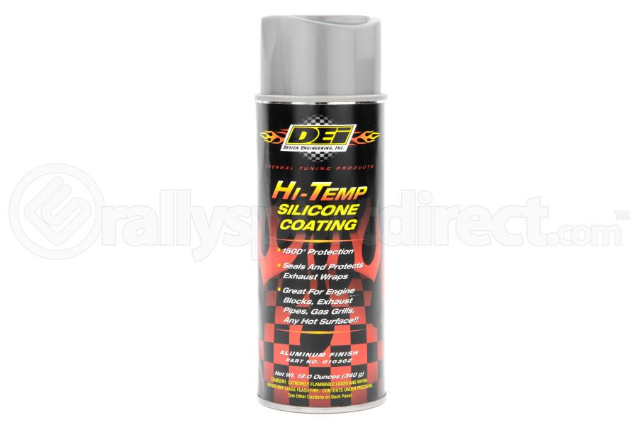 DEI Hi-Temp Silicone Coating Spray Aluminum ( Part Number:DEI 010302)
